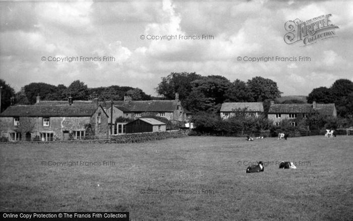 Photo of Linton, The Village c.1960