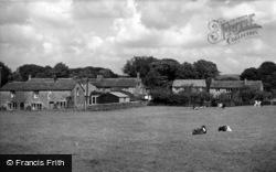 The Village c.1960, Linton
