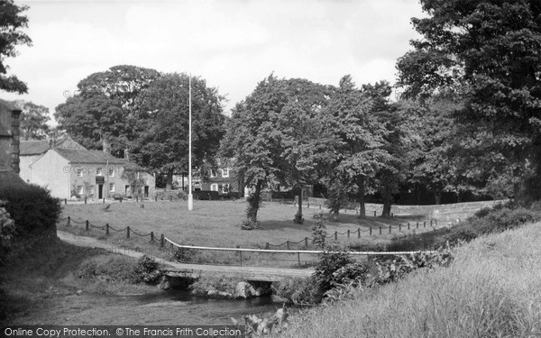 Photo of Linton, The Village Green c.1955
