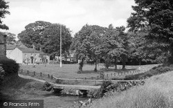 The Village Green c.1955, Linton