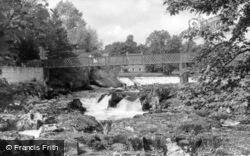 The Waterfall c.1955, Linton