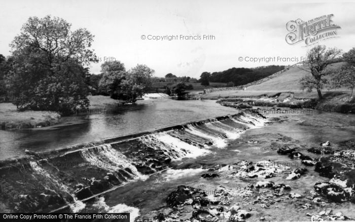 Photo of Linton, The Weirs c.1960