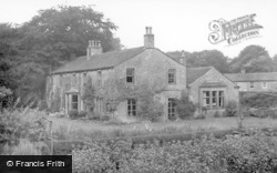 The Youth Hostel c.1960, Linton