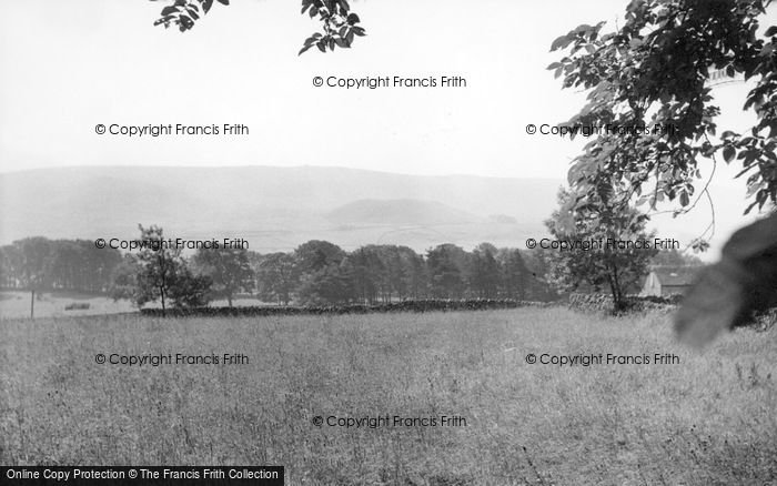 Photo of Linton, Thorpe Fell And Cracoe Reef Knolls c.1955