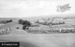View From Great Bank Top c.1955, Linton