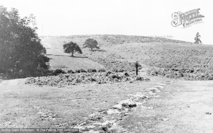Photo of Linwood, Mount Hill c.1955