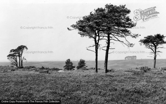 Photo of Linwood, On Mount Hill c.1955