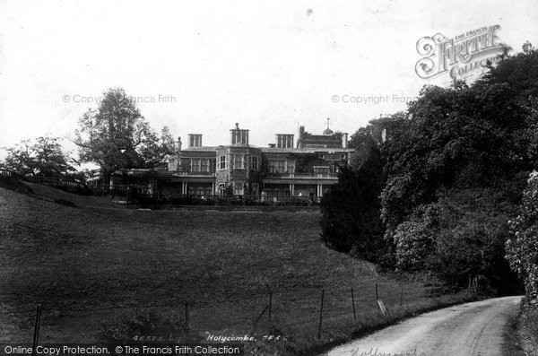 Photo of Liphook, Hollycombe 1901