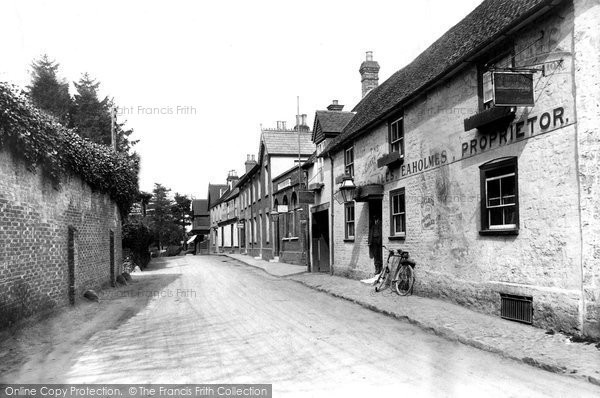 Photo of Liphook, Post Office 1911