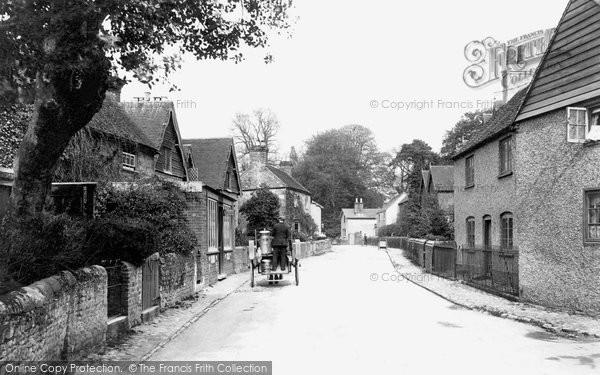 Photo of Liphook, Queen Street 1911
