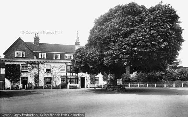 Photo of Liphook, Royal Anchor Hotel 1911
