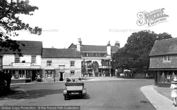 Photo of Liphook, Royal Anchor Hotel 1924