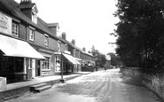 Liphook, Station Road 1927