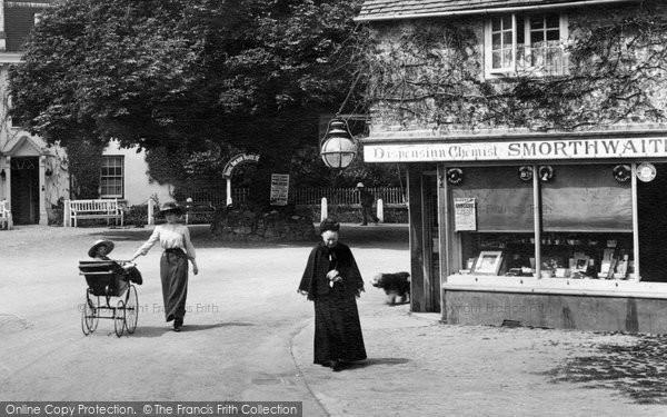 Photo of Liphook, The Chemist Shop 1911