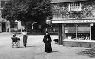 Liphook, the Chemist Shop 1911
