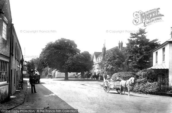 Photo of Liphook, The Village 1906