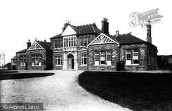Liskeard, Cottage Hospital 1897