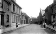 Liskeard, Dean Street 1906