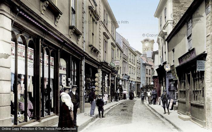 Photo of Liskeard, Fore Street 1906