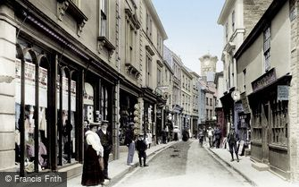 Liskeard, Fore Street 1906