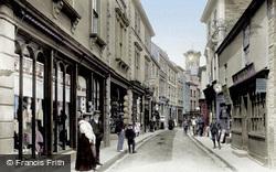 Fore Street 1906, Liskeard