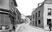 Liskeard, Higher Lux Street 1907