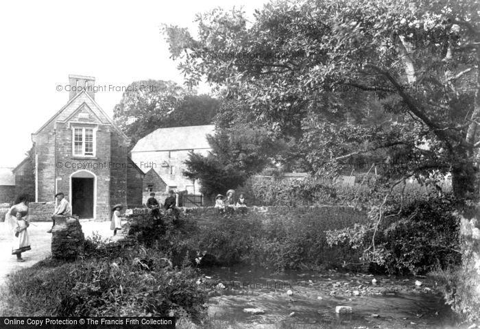 Liskeard,Looe Mill 1906,Cornwall