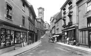 Liskeard, Market Street 1906
