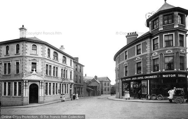 Photo of Liskeard, Post Office 1912