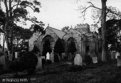 Liskeard, St Martin's Church 1890
