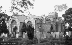 Liskeard, St Martin's Church From The North East 1890