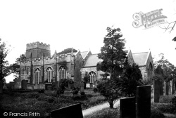 Liskeard, St Martin's Church From The South East 1890