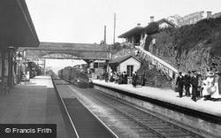 The Railway Station 1907, Liskeard