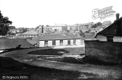 Liskeard, View From Castle Mound 1893