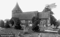 Liss, St Peter's Church 1901