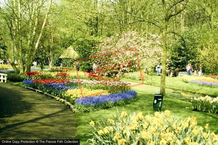 Photo of Lisse, Keukenhof Gardens 1999