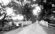 Little Baddow, Grace's Walk 1906