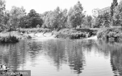 Little Baddow, The River Chelmer c.1960