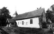 Little Bookham, Church 1902