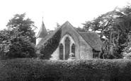 Little Bookham, Church 1906