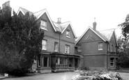 Little Bookham, Bookham Grange Hotel c1955