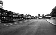 Little Budworth, Oulton Park c1960