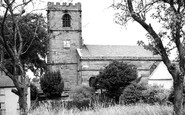 Little Budworth, St Peter's Church c1960
