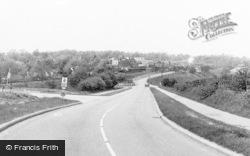 Little Chalfont, Amersham Road c.1955