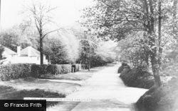 Little Chalfont, Burtons Lane c.1965