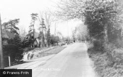Little Chalfont, Cokes Lane c.1965