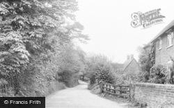 Little Chalfont, Finch Lane c.1955