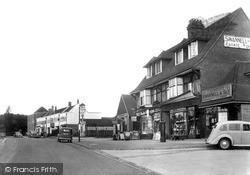 Little Chalfont, The Village c.1955