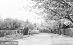 Little Chalfont, Village Way c.1955