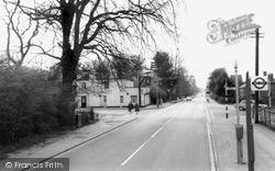 Little Chalfont, White Lion Road c.1965